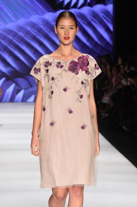 Pasarela Isabel Henao, Bogota Fashion Week BFW 2016.